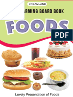 My Charming Board Books - Foods