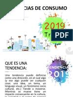 SESION NO.1 TENDENCIAS DE CONSUMO Y PIRAMIDE DE NECESIDADES