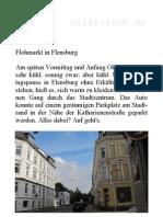 Flohmarkt in Flensburg