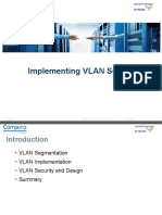 Routing And Switching VLAN