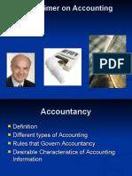 Accountancy Presentation 2005