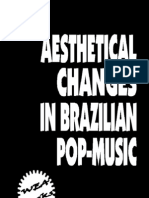AESTHETICAL CHANGES IN BRAZILIAN POP-MUSIC