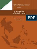 Alter Terahsia Bangsa Melayu - Bahagian I