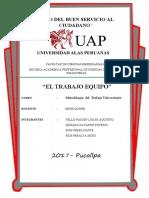 EJEMPLO DE TRABAJO MONOGRÁFICO UAP