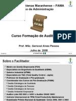 Curso de formação auditores de 5S