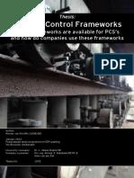 Process Control Frameworks
