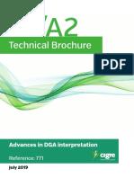 771 - Advances in DGA interpretation