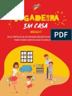 JOGADEIRA EM CASA MODULO III VOLUME II