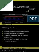 HVAC Designers guide