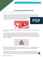 Gáutica - Soluções reais para Problemas reais - Portal R2S