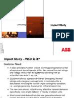 Impact Studies