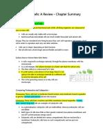 cell- summary useful
