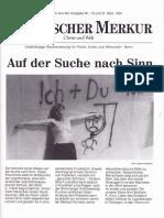 Auf der Suche nach Sinn - Viktor Frankl
