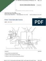 Power Train Hydraulic System d7g