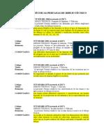 A.02 RESUMEN Y COMENTARIO DE APLICACION DE NORMAS