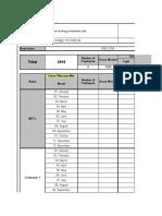 FO-HSE-04 Reporte de estadísticas de incidentalidad Girasol