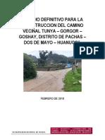 10.1 ESTUDIO DE TRAFICO