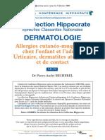 Urticaire dermatites atopiques.pdf