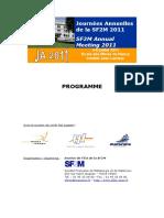 ProgrammeJA2011 V3 15 JUIN