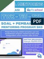 Modul Mentoring Program Kedinasan (SKD) by APTA SCHOOL.pdf