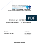 Ensayo III Jose Navarro