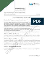 Criterios GDA 1999