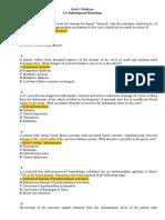 Pathologycal Physiology