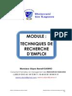 COURS-TECHNIQUES-DE-RECHERCHE-D'EMPLOI-UNIVERSITE-DES-LAGUNES ORIGINAL