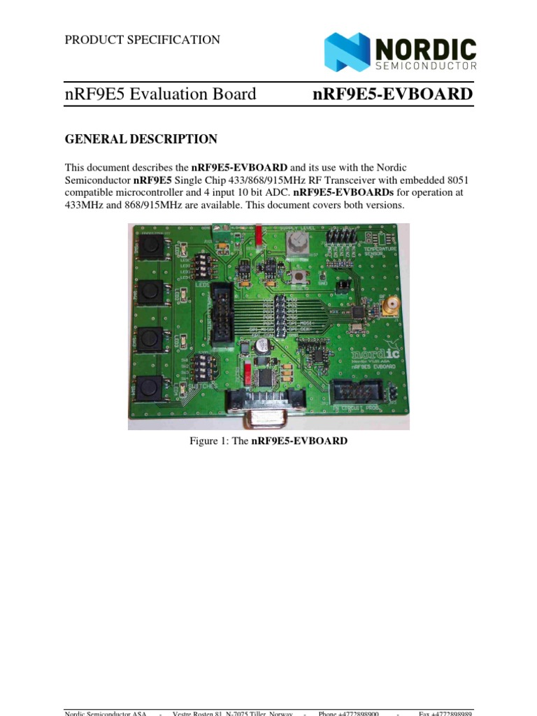 Nrf9e5 Evboard Rev1 1 Usb Analog To Digital Converter Eprom Programmer Circuit Diagram