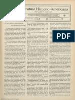 Revista Literatura Hispanoamericana, 91