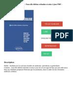 Hépato-gastro-entérologie _ Nouvelle édition refondue et mise à jour PDF - Télécharger, Lire