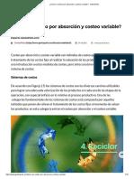 ¿Qué son costeo por absorción y costeo variable_ - GestioPolis.pdf