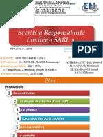 1. Exposé DA- SARL.pptx