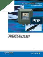 PH202G PH-OrP Analyzer
