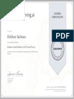 Coursera DWTY6NHVBZU9