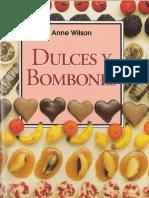 Wilson Anne - Dulces y Bombones