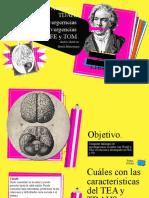 Autismo y TDAH, Convergerncias y divergencias en - copia.pptx