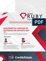 Apresentação Grupo Ruby