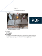 Informe disminucion de la presion de vapor
