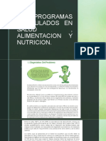 EDUCACION ALIMENTARIA 1