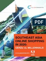 CLICKINSIGHTS_Southeast Asia Online Shopping in 2020 Genzs vs Millennials.pdf