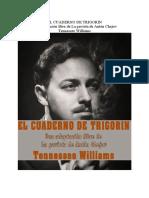 Williams, Tennesse - El Cuaderno de Trigorín