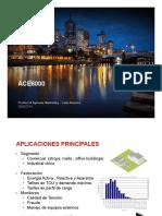 Ficha Tecnica Medidores Itrón Ace6000