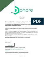 Phore-staking