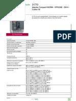 1.13 Interruptor totalizador merlin gerin NS250 N