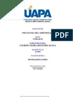 PSICOLOGIA DEL APRENDIZAGE  tarea 2.docx