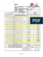 165072-D-01-02-1 BOM of Gas & WPS Pipe Line_2.1