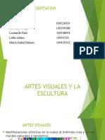 ESTETICA - ARTES VISUALES Y LA ESCULTURA