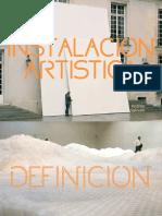 Instalaciones Artísticas.pdf