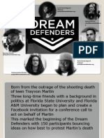 Dream Defenders Powerpoint